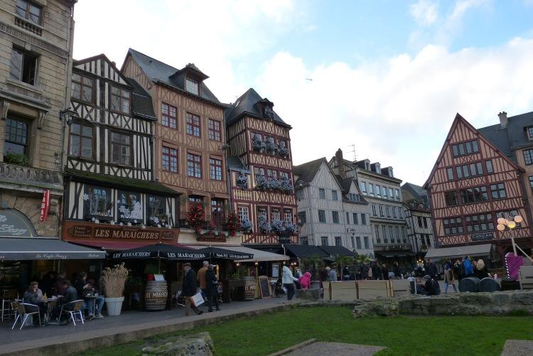 La place du vieux marché