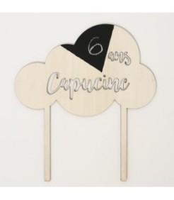 cake-topper-nuage-en-bois-prenom-personnalisable